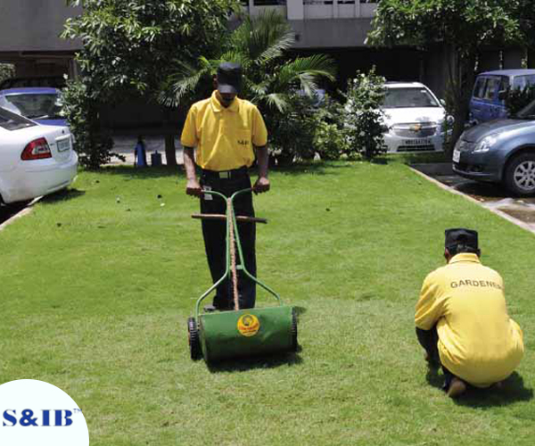 facility management services India